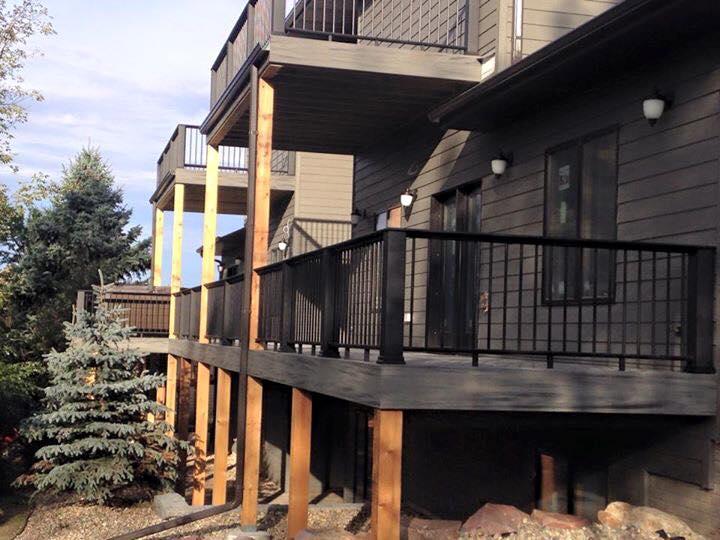 Deck Construction Integrity Construction Inc