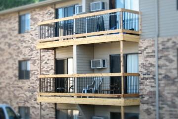 Apartment Decks